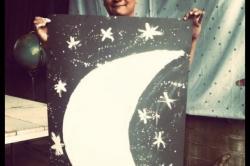 Daniel e la luna