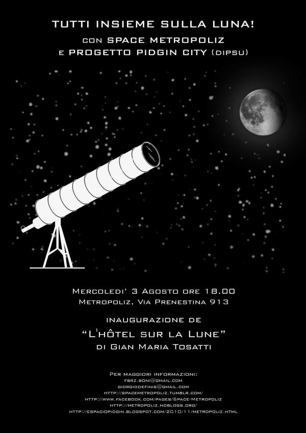 Locandina Hotel sur la Lune