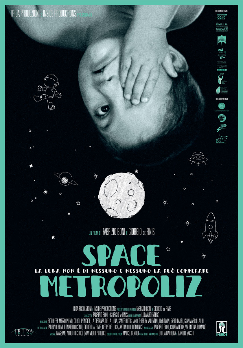 Locandina Space Metropoliz