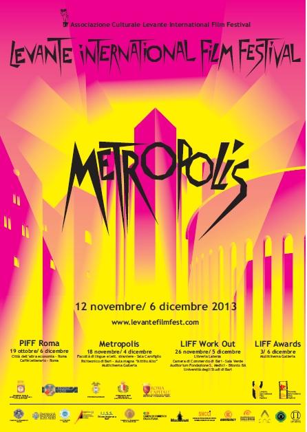 LIFF - Metropolis