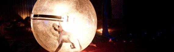 Santarella per Space Metropoliz: le notti sembravano di luna